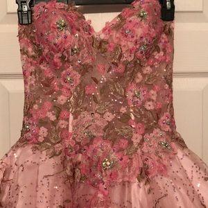 Jovani Strapless Dress